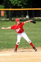 Wheaton Briarcliffe Blazers vs Legends Baseball (U-13)